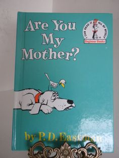 Vintage Childrens Book Are you My Mother 1960 by oldandnew8, $6.00 --- One of my all-time favorites! <3