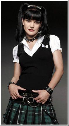 "Pauley Perrette - As Abby On ""NCIS"""