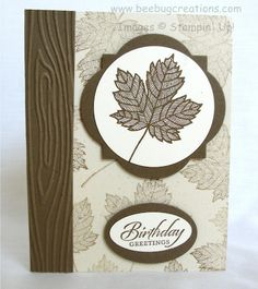 Magnificent Maple card idea, magnific mapl, masculin card, masculine cards, layout, card natur, fallhalloween card, fall card, design