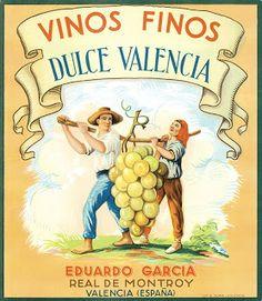 VintageFeedsacks: Free Vintage Clip Art - Vintage Wine Label