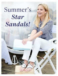 summer star sandal