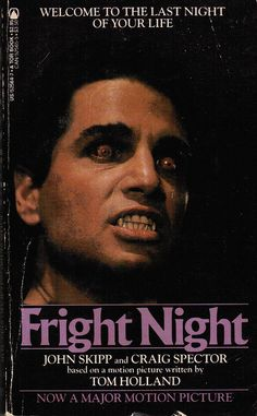 Fright Night Novelization