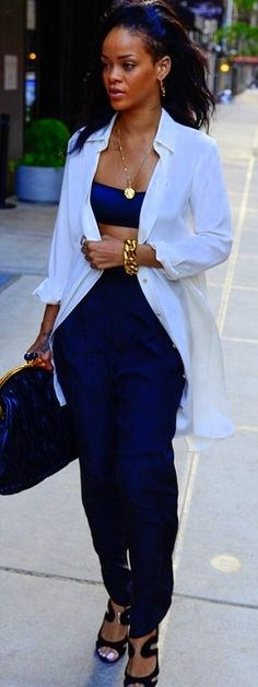 Rihanna #styles #fashion
