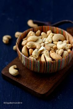 What's your favorite nut? Some of my favorites are cashews!!!