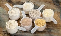 Baking with Coconut Flour & Almond Flour