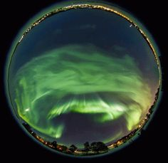 Aftab khAn - Google+ Stunning 360° Aurora Borealis