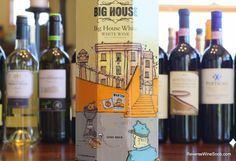 The Reverse Wine Snob: The Best Box Wines - Big House White 2013. A fresh and tasty kitchen sink blend of Gruner Veltliner, Gewurztraminer, Viognier, Malvasia Bianca, Sauvignon Blanc and other white varieties. http://www.reversewinesnob.com/2014/10/the-best-box-wines-big-house-white.html #wine #winelover