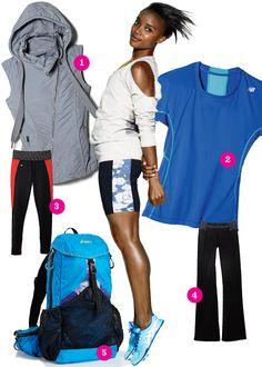 Super-Cute Workout Clothes