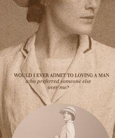 Lady Mary Crawley, Downton Abbey courtesy of A moment's indulgence