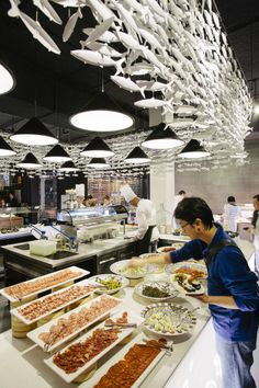A good network of sushi shops of St. Petersburg - Sushi WOK
