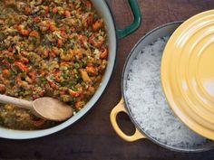 Creole Crawfish Etouffee #UltimateComfortFood
