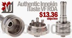 BONAFIDE STEAL!! - Authentic Innokin iTaste VF RDA - $13.36 +FS