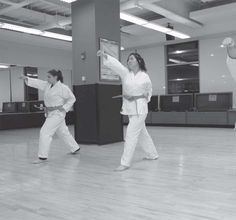New Karate class beginning this fall!
