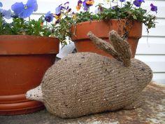 Henry's Rabbit - Knitting Patterns and Crochet Patterns from KnitPicks.com