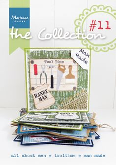 Collection #11 with the November 2013 collection from Marianne Design