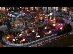 Extreme Christmas Village miniatur, extrem christma, christma villag, christmas decorations, christma decor, christmas villages