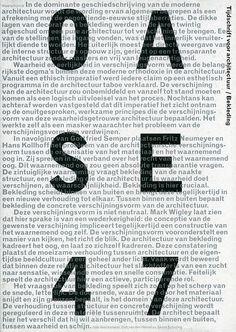 Oase cover by Karel Martens