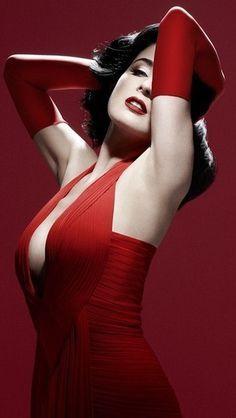 Dita Vintage Glamour - Gorgeous !