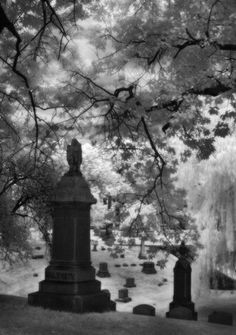 Haunted Travel: Forest Home Cemetery-Milwaukee, WI