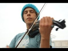 Violin live Berlin City - YouTube