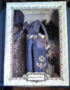 Ellowyne Wilde Bell Bottom Blues Outfit