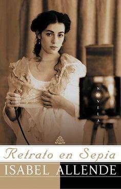 Isabel Allende: Retrato en Sepia