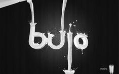 Typography Buio