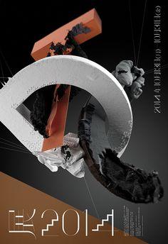 Tokyo Type Directors Club Exhibition 2014 (USA) Non-Format