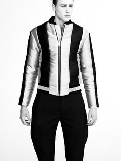 Minimal Maximal for the Fall/Winter 2012 issue of GQ Style Germany