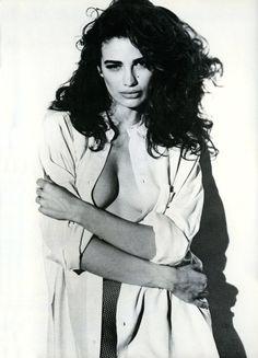 Fabienne Terwinghe, late 80s