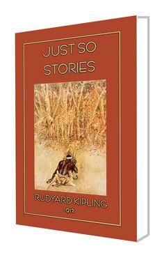 I'm selling JUST SO STORIES - 12 illustrated stories from Rudyard Kipling (eBook) - £1.00 #onselz