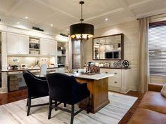 Traditional | Home Offices | Lori Dennis : Designer Portfolio : HGTV - Home & Garden Television