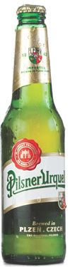 Pilsner Urquell : good for sipping