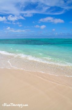 Pumpkin Bluff Beach, North Caicos...If you like spending time on a beautiful secluded beach, you'd love this one (if you can find it!) Click to read more!