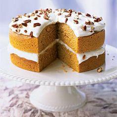 Pumpkin Pie Cake | CookingLight.com
