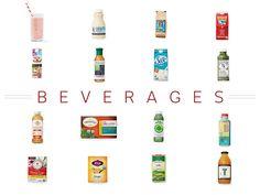 100 Cleanest Packaged Food Awards 2014: Beverages
