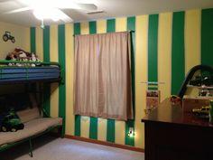 John Deere Bedroom part 3