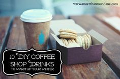 10 DIY Coffee Shop D