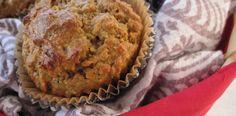 #paleo Morning Glory Muffins