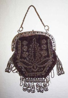 Object Name Bag Date 19th century