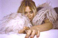 Mary-Kate Olsen, December/January 2008