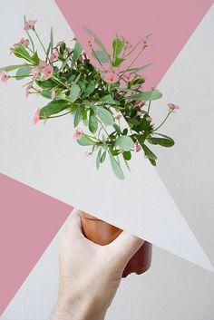 #Pink design.