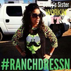 Fallon Taylor Ranch Dress'n