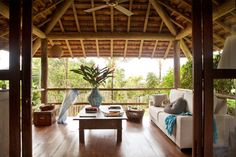 Vacation Treehouse Concept Design | Trancoso, Brazil