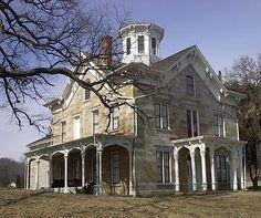 John's Mansion, Mississippi