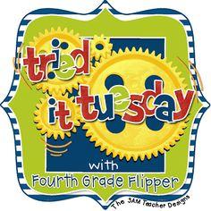 Tried It Tuesday (Class Dojo)!!