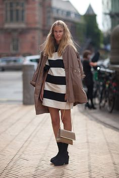 Street Style Spring 2014: Copenhagen Fashion Week