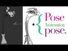 Pose Animator, pose - the best way to grow as animator - YouTube