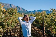 SOUTH AFRICA'S SOMELIER  Eight years ago, Luvo Ntezo was working as a dishwasher. Now, as Cape Town's most trusted authority on wine, he's a symbol of the country's distinctive postapartheid viniculture.
