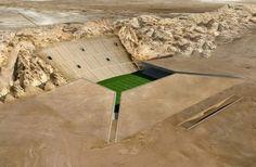 Al Ain Desert Stadium - wordlessTech   wordlessTech